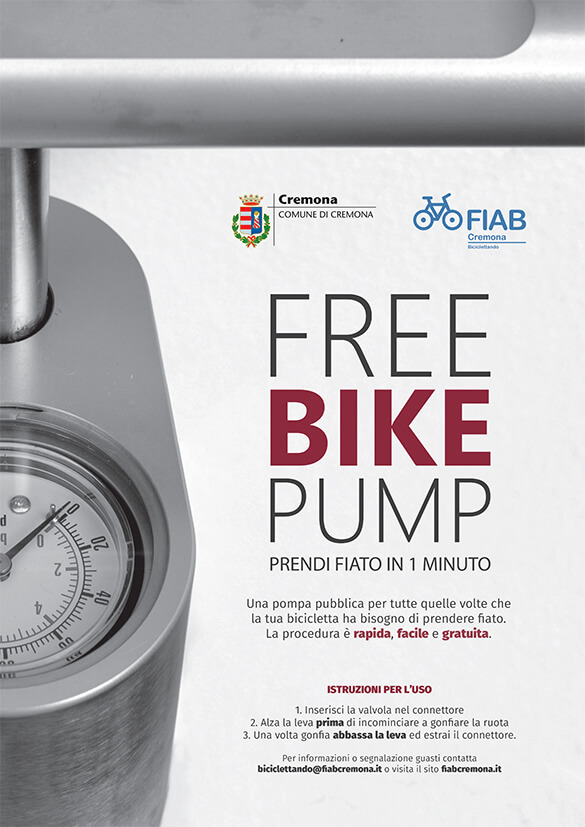 Free Bike Pump