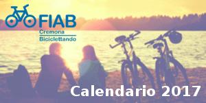Calendario FIAB Cremona 2017