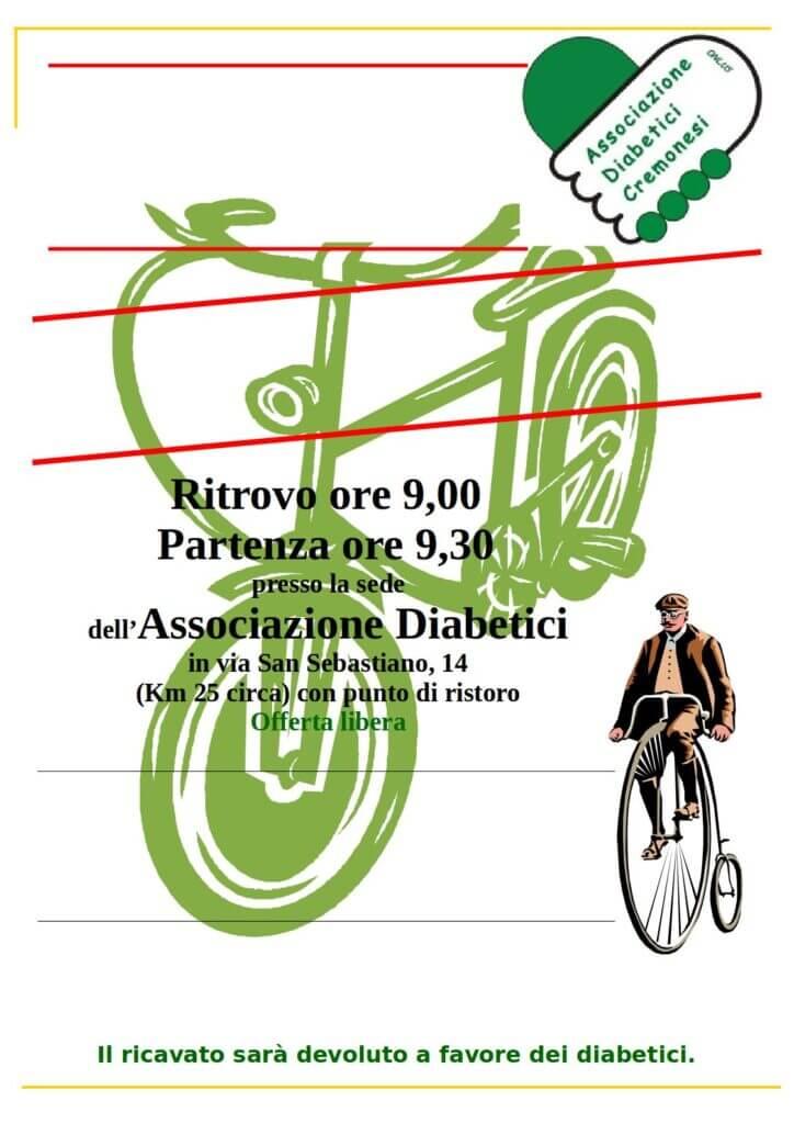 Volantino Biciclettata A3-1