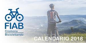 Calendario FIAB Cremona 2018